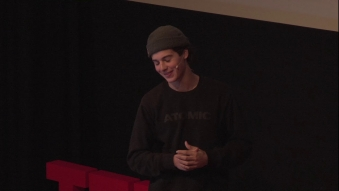Embedded thumbnail for Fight or flight – what will it be? | Nico Porteous | TEDxYouth@AvonRiver
